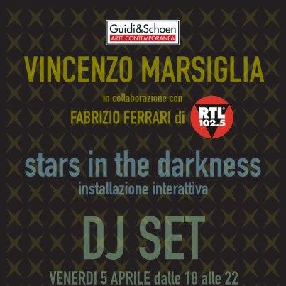 Vincenzo Marsiglia. Stars in the darkness