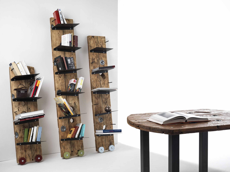 Interior ecodesign come ti re invento il materiale espoarte for Materiali mobili