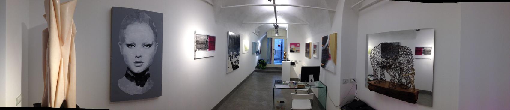 Veduta della nuova sede di Cerruti Arte, Santa Margherita Ligure (GE)