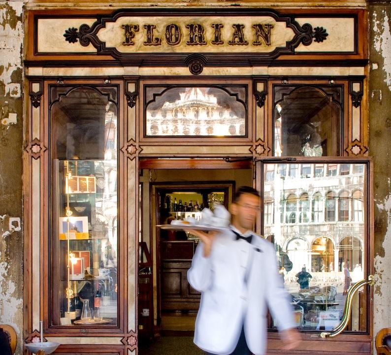 Caffè Florian, Venezia