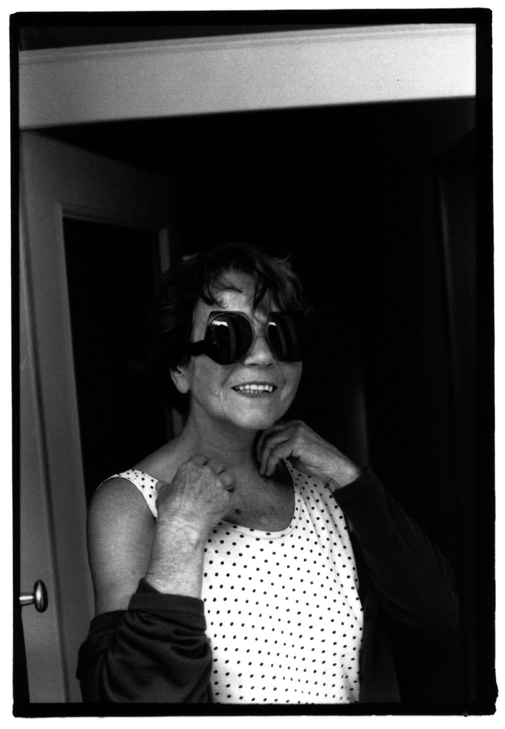 Maria Lassnig, Feistritz, 200. Photo: Sepp Dreissinger