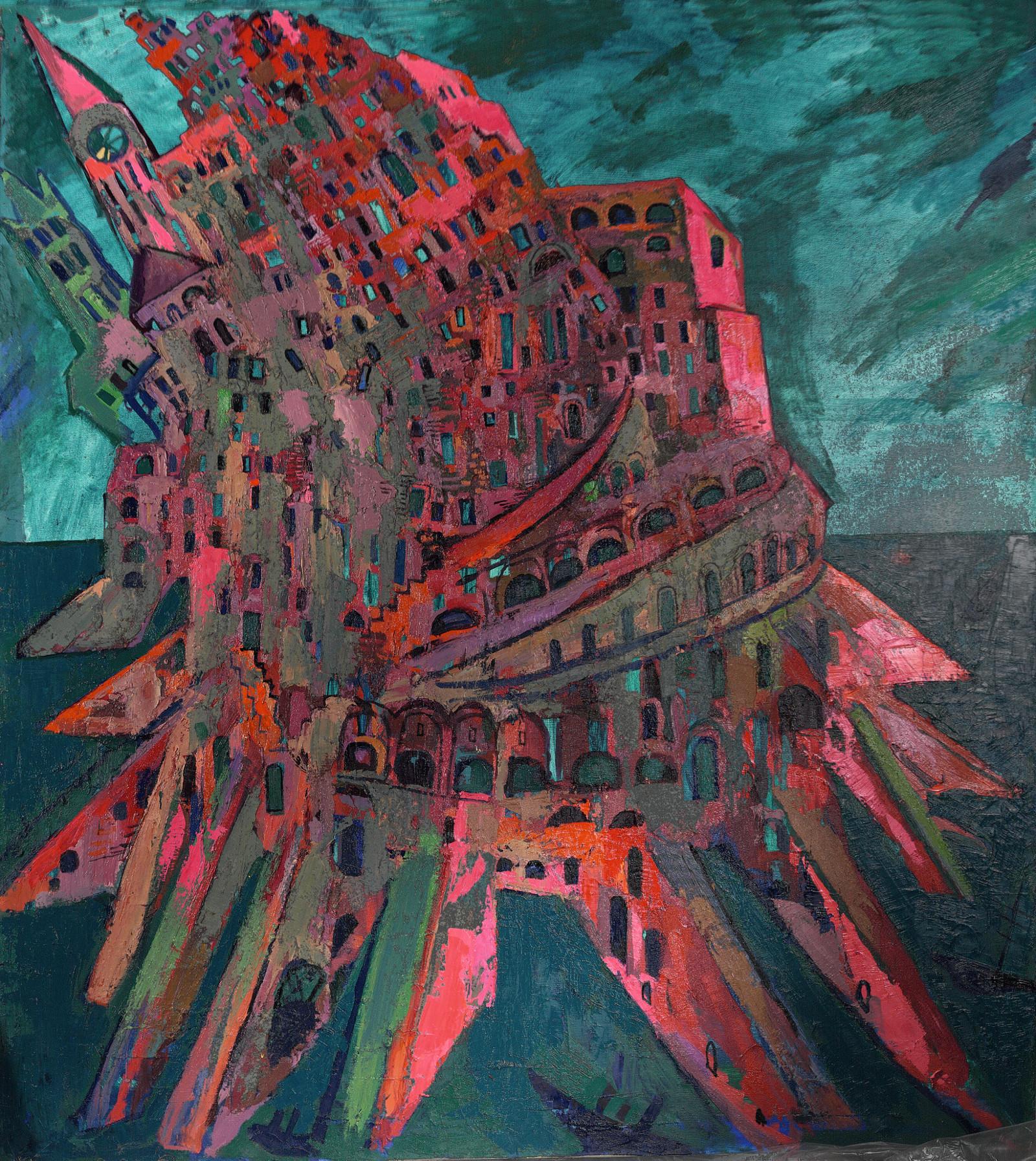 Maxim Cantor, Atlantis/Atlantide - Torre di Babele