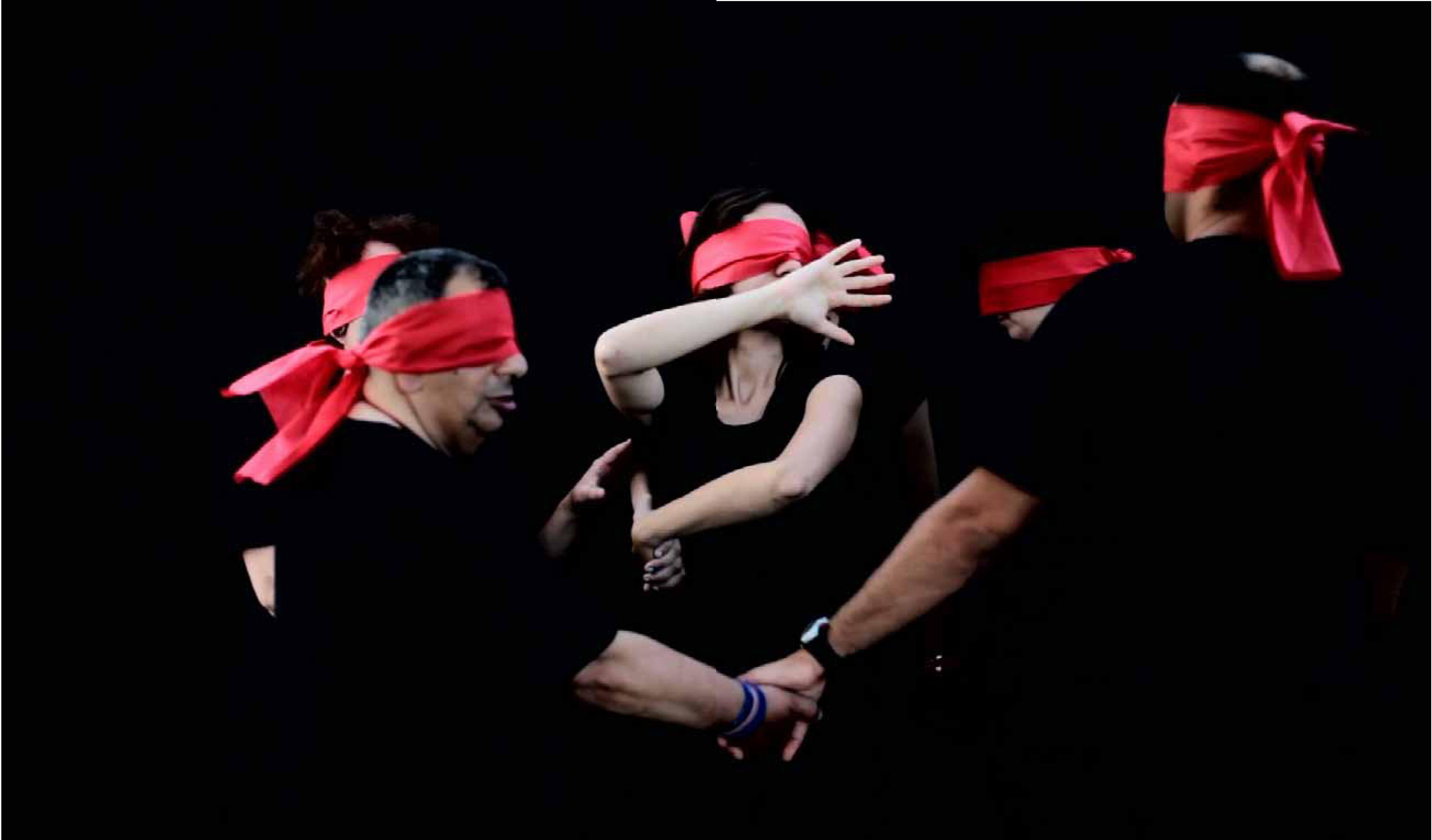 César Meneghetti, I-O opera #10 Visibility 2013, video installazione
