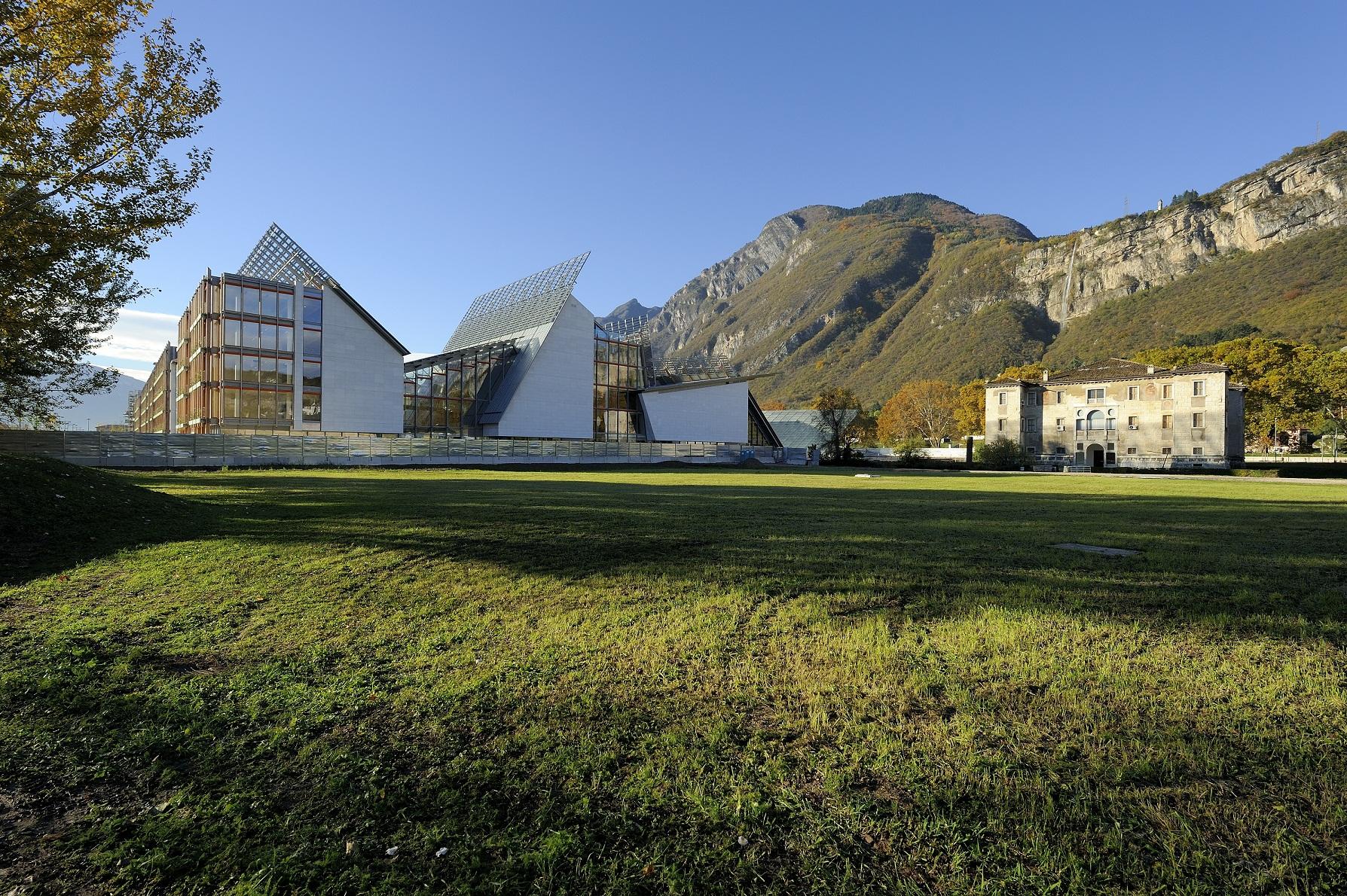 MUSE Museo delle scienze, Trento. Foto: Alessandro Gadotti
