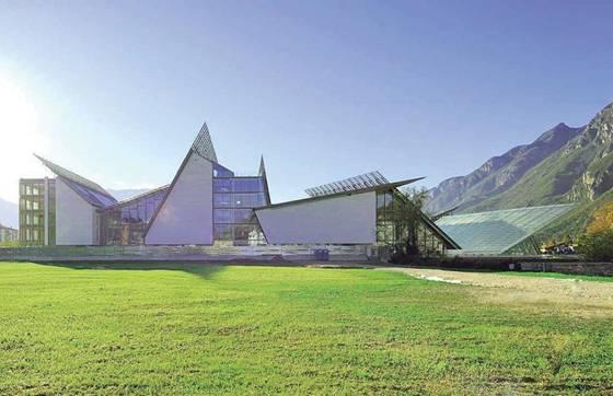 MUSE - Museo delle Scienze di Trento by Renzo Piano