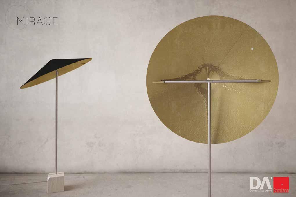 Mirage project by Fu Chun Hsu Master in Design. Domus Academy Milano