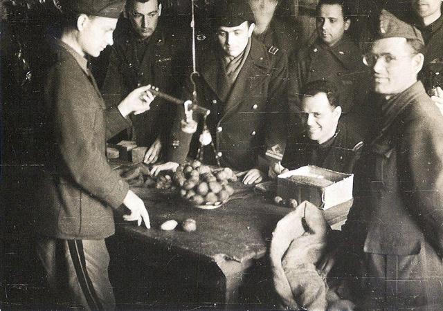 8 settembre 1943. Gli Internati Militari Italiani, Mart – Museo di arte moderna e contemporanea di Trento e Rovereto, Rovereto (TN)