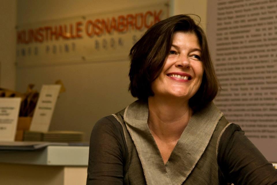 Julia Draganović, neo direttrice della Kunsthalle di Osnabrück (Germania)