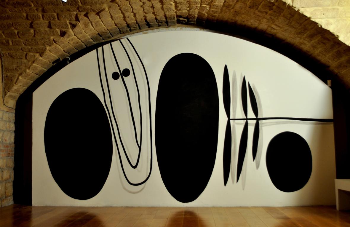 Angelo Casciello, Il tempio dei segni 2013. arcos - museo d'arte contemporanea sannio