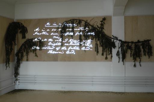 Mario Airò, Walt's ouverture, 2006