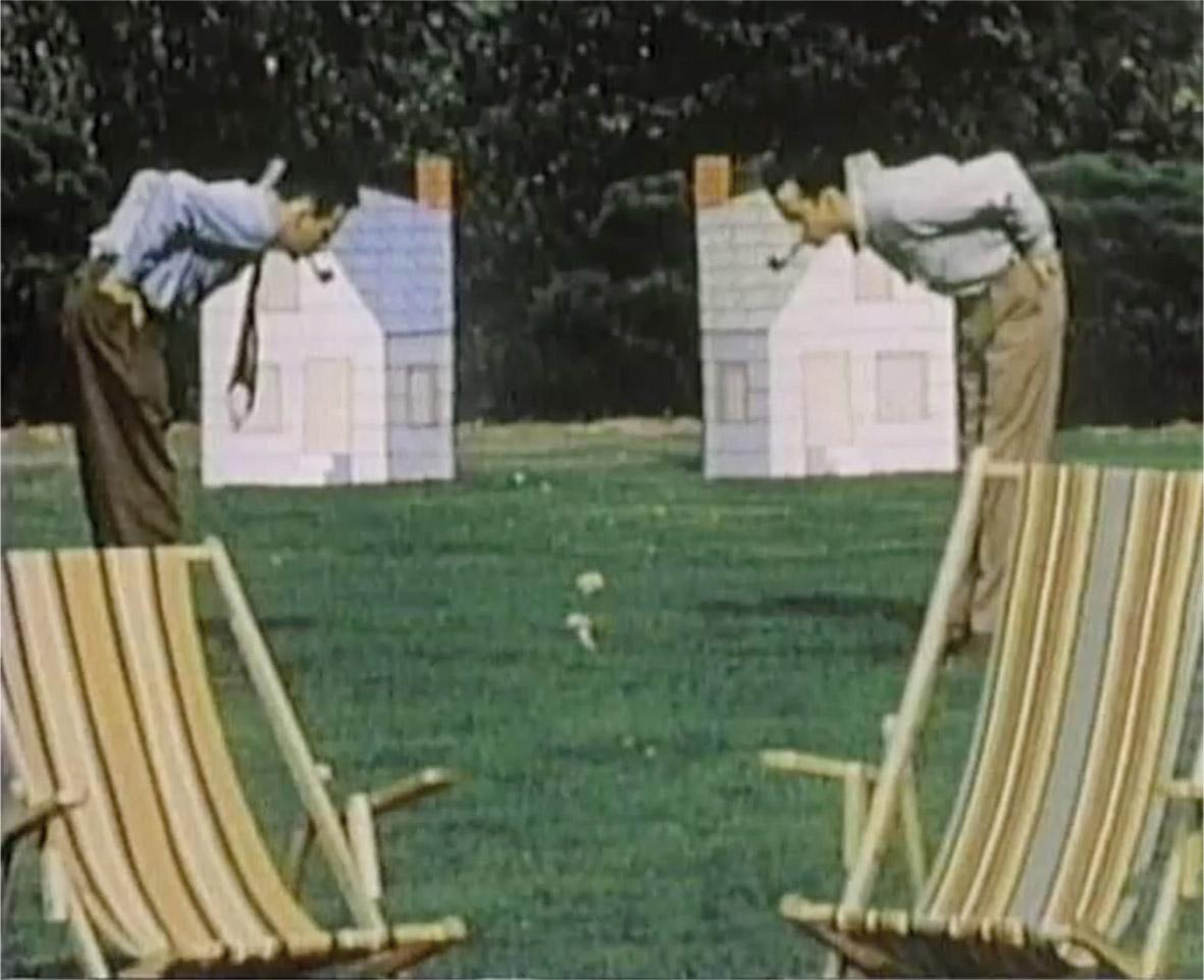 Norman McLaren, Neighbours, Canada, 1952
