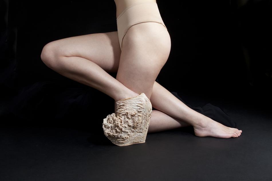 Anne Vaandrager, Embodied Collection, Photo Juuke Schoorl