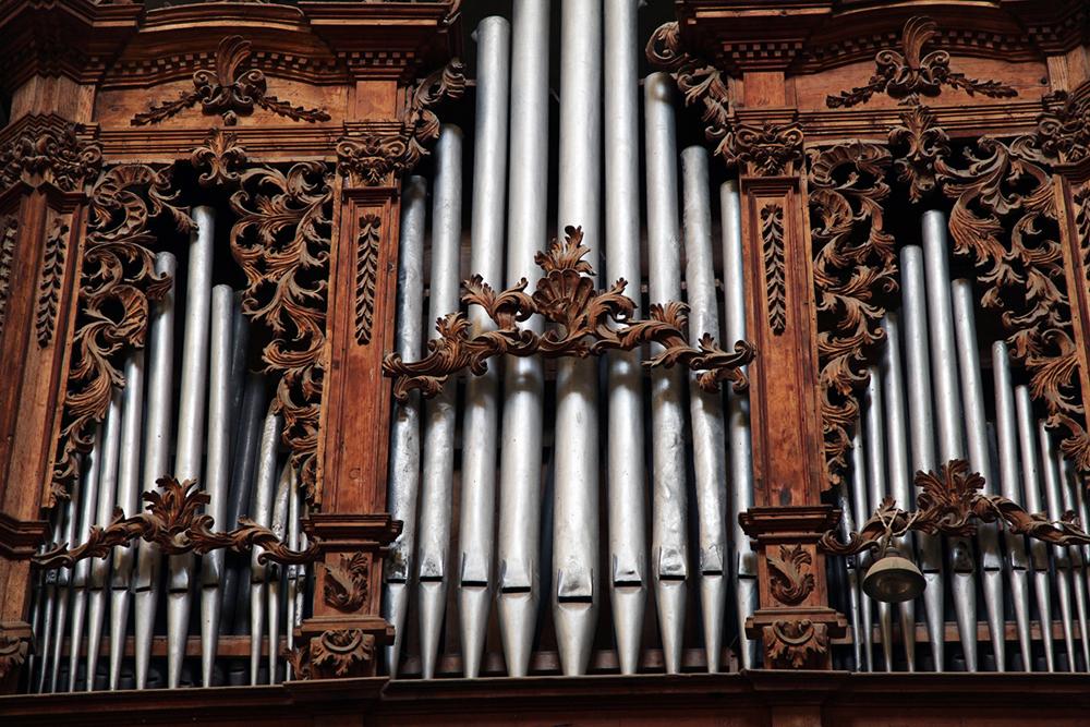 Organo Chiesa Consolazione, Scicli (RG)