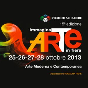 Immagina Arte in Fiera 2013