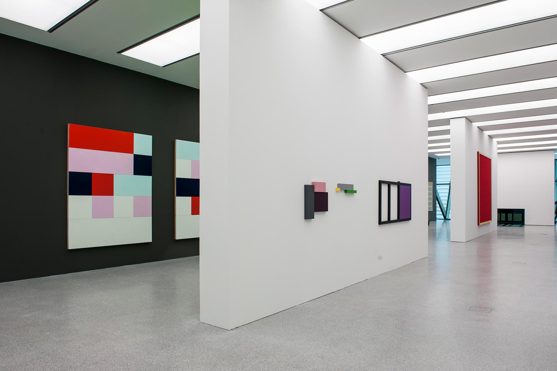 When now is minimal la collezione goetz in arrivo al for Minimal art artisti