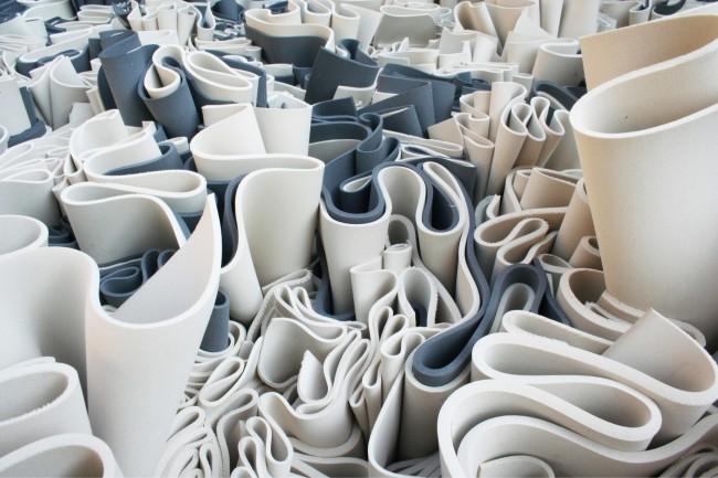 Francesca Pasquali, Frappa, 2012, cm 200x130 Courtesy Tornabuoni Arte Contemporanea