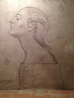 Omar Galliani, Matilde, 2012