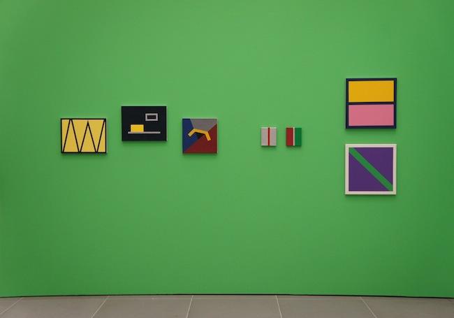 When now is minimal. Foto Martin Kohl München. Courtesy Neues Museum Nürnberg e Sammlung Goetz