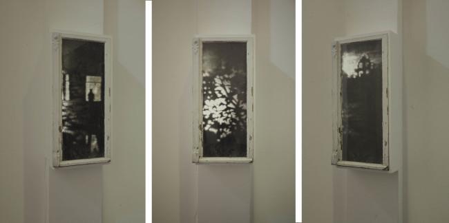 Alessandro Lupi, Berliner Fenster, 2013, Turn on the Bright Light. Courtsy Guidi&Schoen Arte Contemporanea