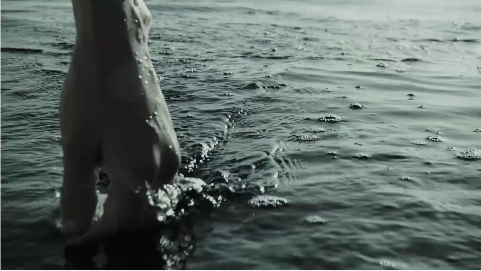 Masbedo, Look Beyond, frame da video per la Fondazione Hospice Seràgnoli 2013