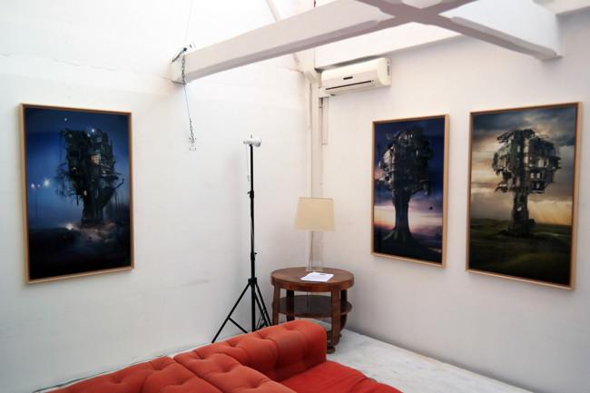 Barbara Nati. Unpredictable Trees a cura di Massimo Sgroi  15 novembre - 13 dicembre 2013  The Format Contemporary Culture Gallery Via Giovanni Enrico Pestalozzi 10, Interno 32, Milano