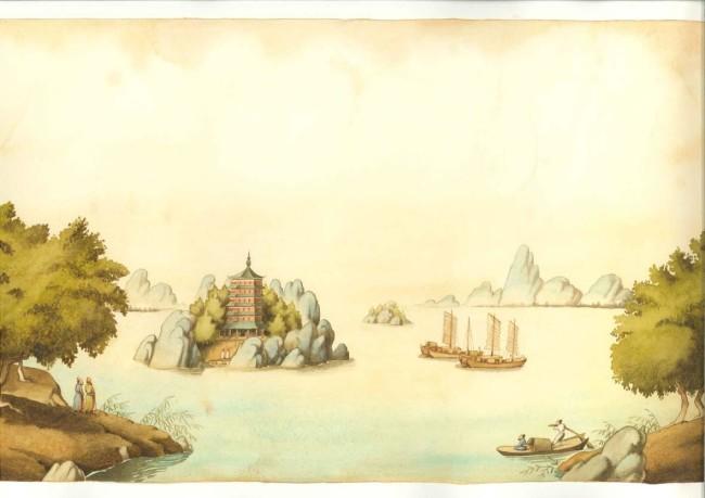 Giovanni Manna, Viaggio di Marco Polo