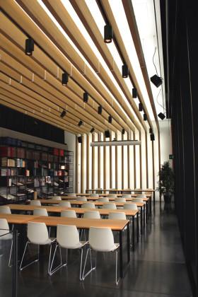 CUBO, Centro Unipol Bologna, SPAZIO CULTURA