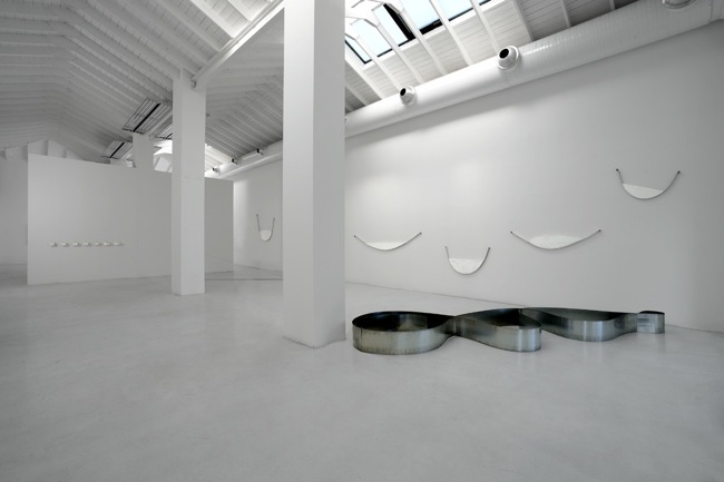 Vista della mostra di Paolo Icaro, courtesy Studio la Città - Verona, foto Michele Alberto Sereni