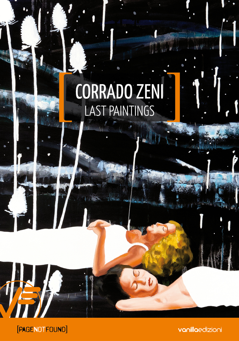 PNF01, Corrado Zeni | Last Paintings, cover
