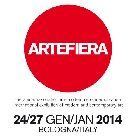 Arte Fiera 2014 logo
