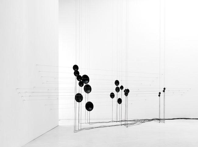 io - dimensioni ambientali, courtesy Studio La Città - Verona, foto Michele Alberto Sereni