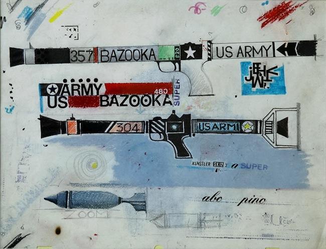 Bazooka (P.)