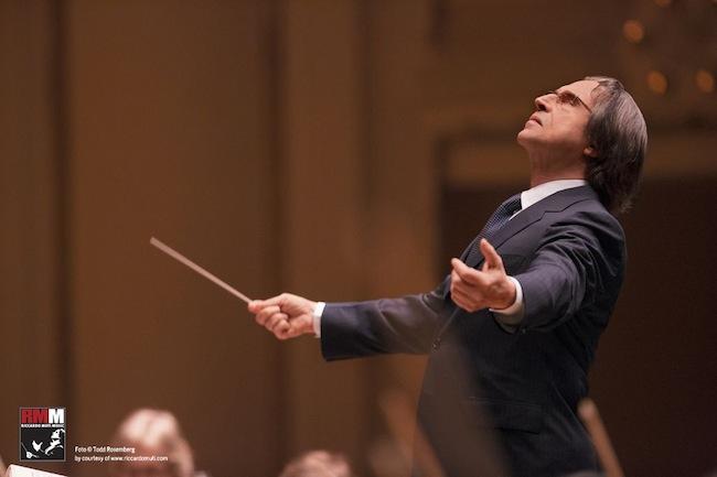 Riccardo Muti  © Todd Rosemberg