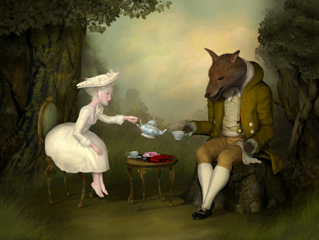 Ray Caesar, Tea Between Me And Him