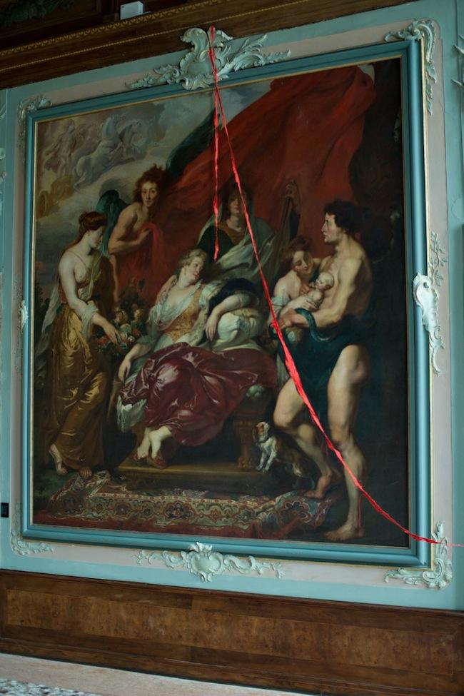 Xenia - Vista della mostra presso Palazzo Flangini 1