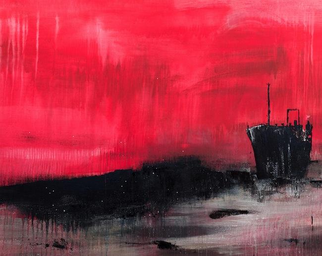 Alessandro Spadari, Passaggi.paesaggi, 2013, 120x150