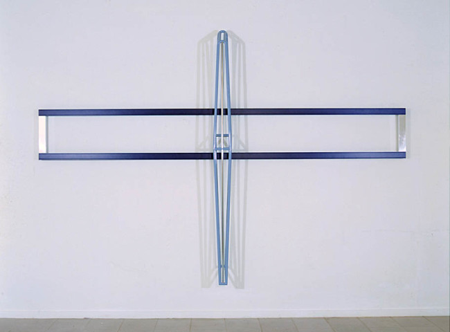 Gianni Piacentino, CROSS RACE 1 (H.R.V.F.W.), 1999-2000