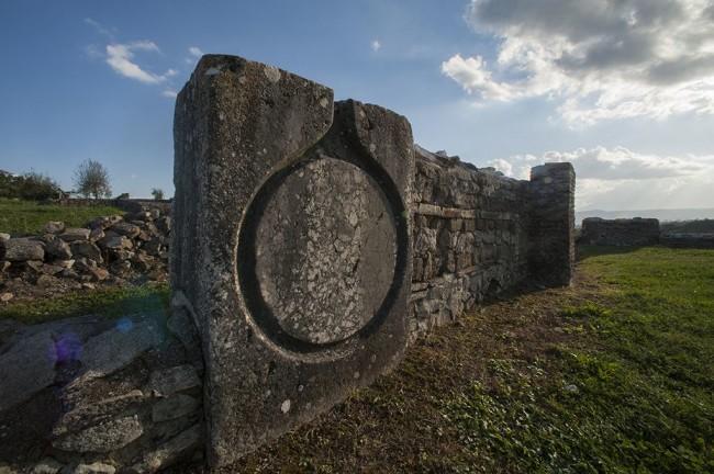 Mirabella Eclano, Parco Archeologico Foto Fabio Donato