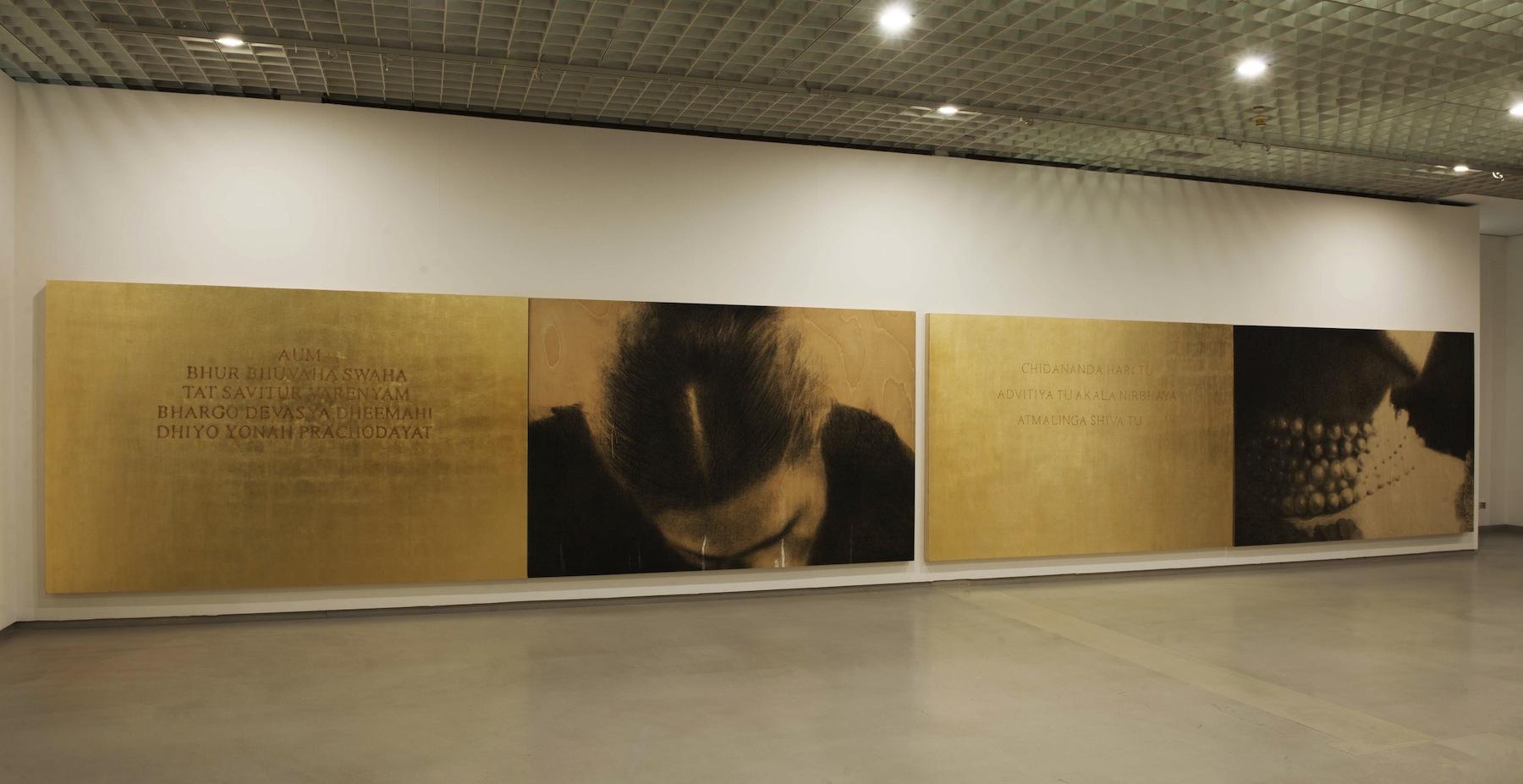 Una visione romantica nel segno di omar galliani espoarte for Torino contemporanea