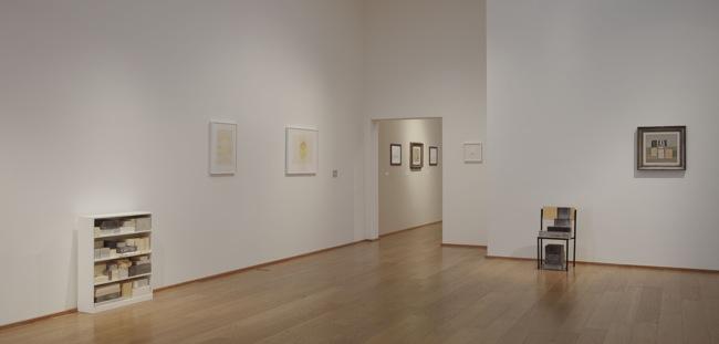 Rachel Whiteread. Study for Room; veduta della mostra; MAMbo – Museo d'Arte Moderna di Bologna; Foto di Matteo Monti.