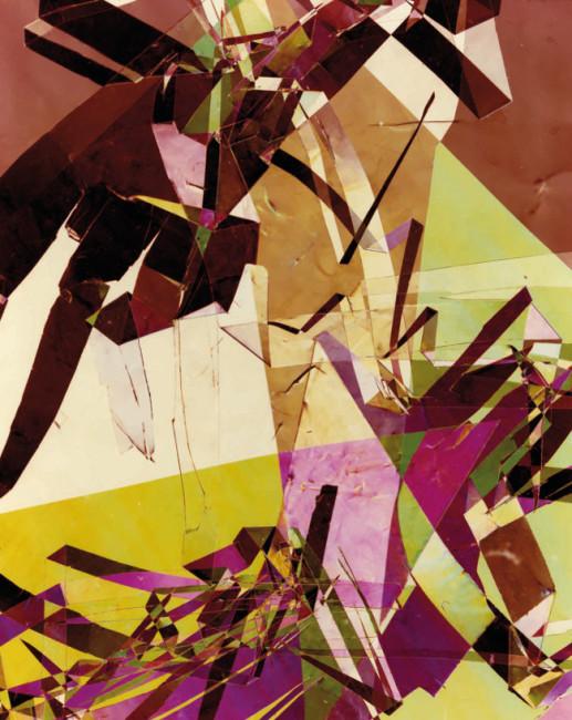 """Nino Migliori, da """" Polarigrammi"""", 1977, C-print"""