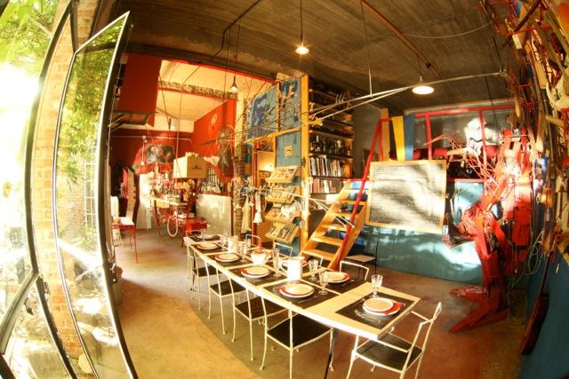 AtelierFORTE, Hostaria, Milano