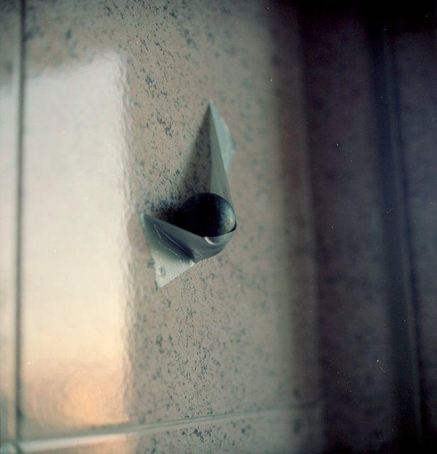 Graziano Folata, dettaglio del sogno, 2013. Stampa fotografica da negativo. Courtesy l'artista e Galleria Massimodeluca