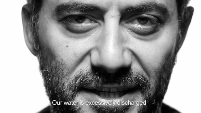Sarah Ciracì, Waterhed, frame da video Courtesy Eclettica cultura dell'arte