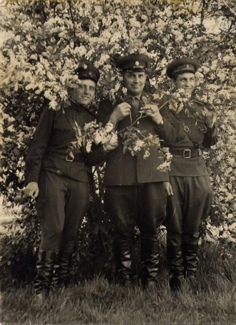 Svetlana Ostapovici, Armata Rossa in the spring