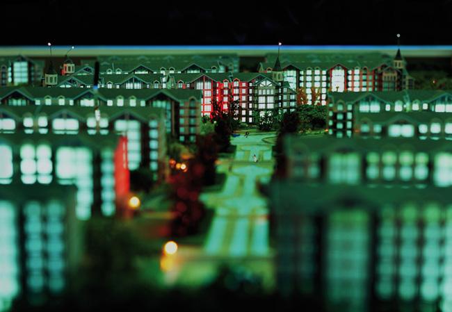 Xing Danwen, Urban Fiction, 2004