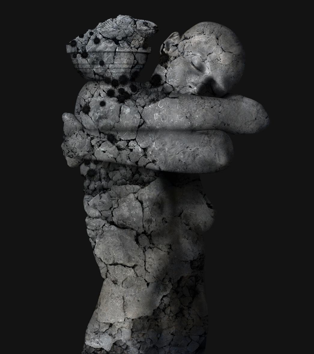 L'abbraccio della memoria. Serie Abissi e basse maree