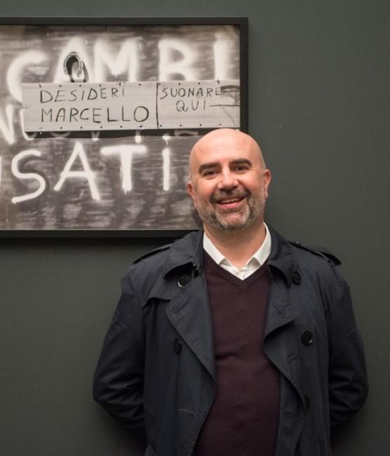 Marcello Smarrelli, Ritratto, ph. AdolfoTrinca