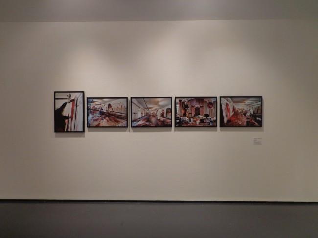 Aurelio  Amendola: In Atelier. Fotografie dal 1970 al 2014, veduta della mostra, La Triennale di Milano, Milano