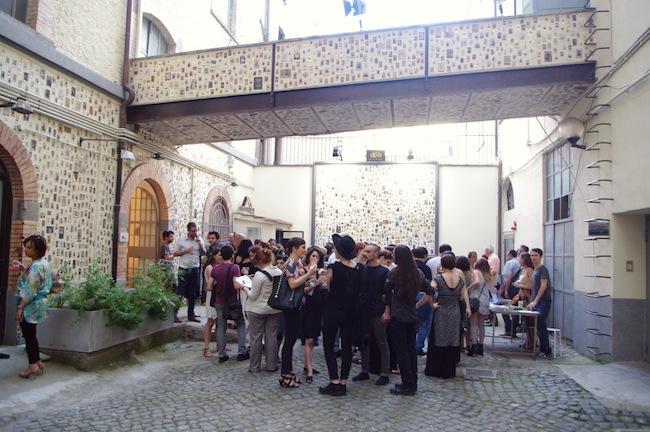 Fondazione Pastificio Cerere, ph. Alessandro Dandini De Sylva